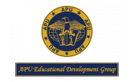 APU - EDUCATIONAL DEVELOPMENT GROUP Logo