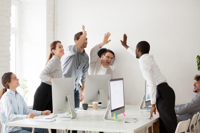 Làm thế nào để được ghi nhận trong công việc?