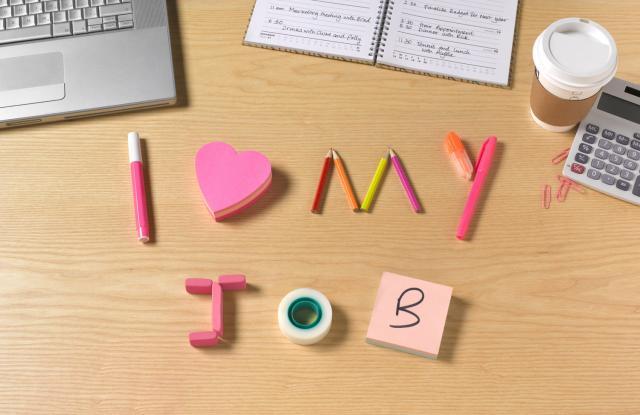 yêu công việc