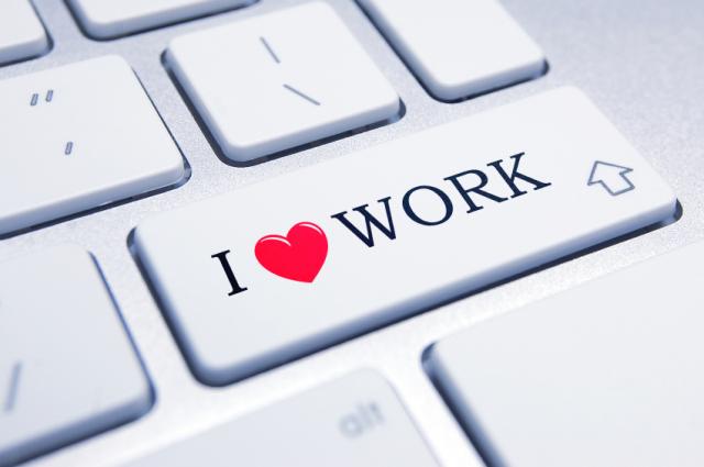 6 cách để hạnh phúc trong công việc hiện tại