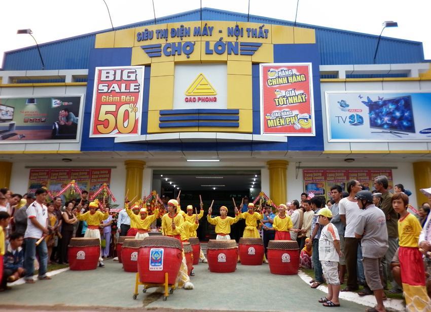 Hình ảnh của Công Ty TNHH Cao Phong - (Siêu Thị Điện Máy - Nội Thất Chợ Lớn) 1